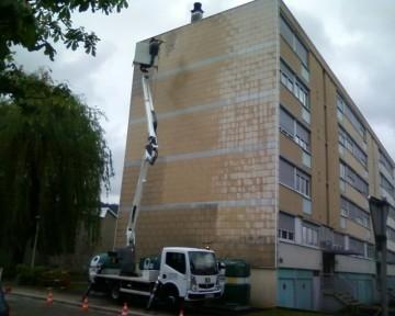 revalement facade, traitement facade, Nd Menuiserie